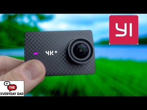 Yi 4k Plus!  The MONSTER GoPro Clone That BEATS GoPro?!