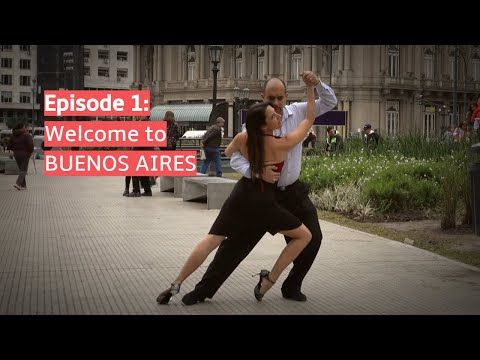 Episode 1: Welcome to Tango in Buenos Aires