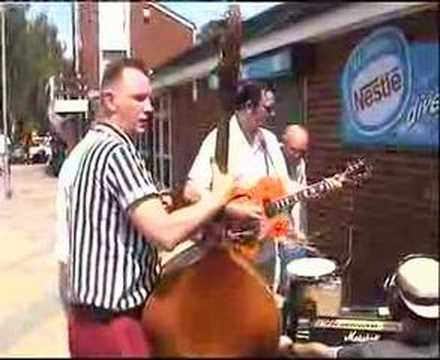 Live Rockabilly - 20 Flight Rock / The Sliders & Darrel Higham