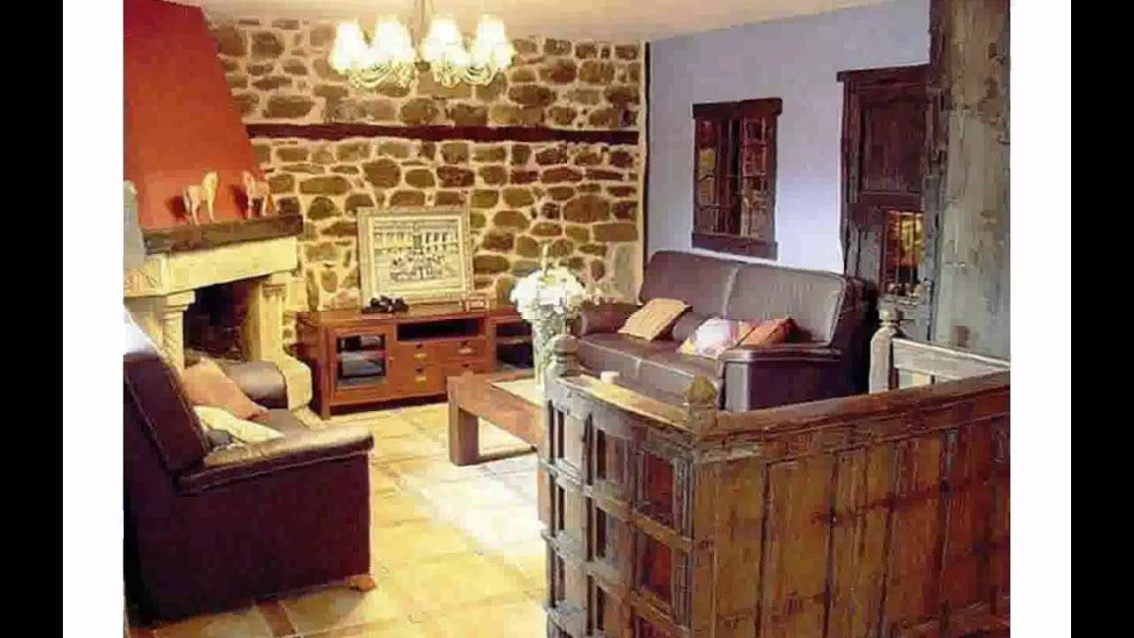 Decoracion de caba as rusticas youtube - Casas rusticas decoracion interiores ...
