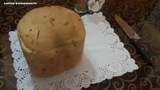 Рецепт приготовления хлеба с луком в хлебопечке Gorenje