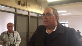 Director de gobierno, Pedro Athie