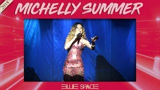 Blue Space Ofical - Michelly Summer - 25.02.18