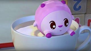 Малышарики - Догонялки - серия 72 - обучающие мультфильмы для малышей 0-4