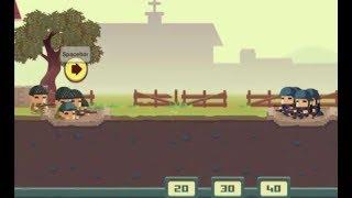 BLOCKY SQUAD GAME LEVEL 1-6 WALKTHROUGH | SHOOTING GAMES