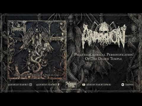 Anarkhon - Phantasmagorical Personification Of The Death Temple (Full Album)