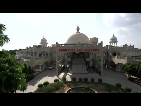 Om Shanti Retreat Centre (ORC) | An oasis of Peace | Brahma Kumaris | Gurugram
