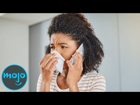 Top 10 Allergies That Actually Exist