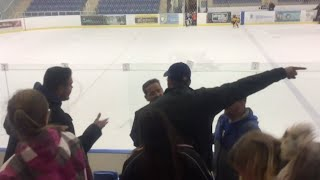 Angry Hockey Parents
