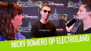 Hoe voelt het voor Nicky Romero om in Disneyland te draaien? | Maarten & Dorothee
