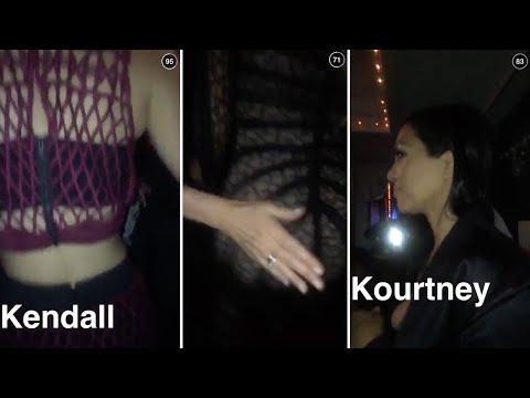 Kardashian Sisters TWERKING [Full Video] (ft. Kylie, Kendall, Khloe & Kourtney)