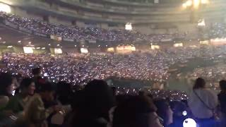 BTS Wings Tour in Osaka, Japan 171014 MP3