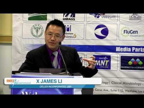 X James Li | USA  | Flu  2015 | Conferenceseries LLC