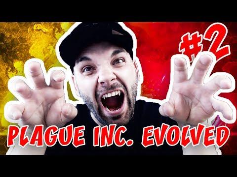 MOCNÁ SÍLA UPÍRA! | Plague Inc. Evolved | Pedro