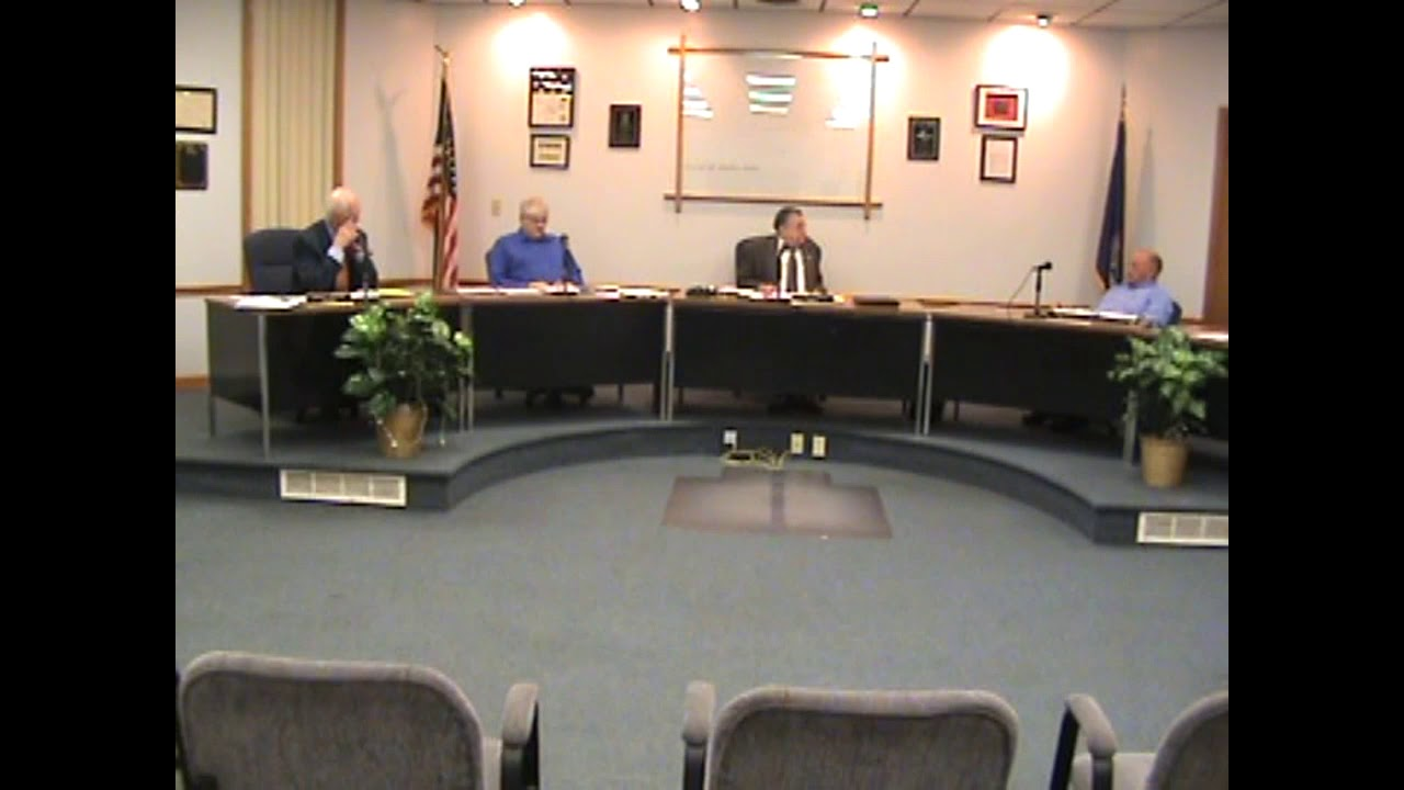 Rouses Point Village Board Meeting  2-7-11
