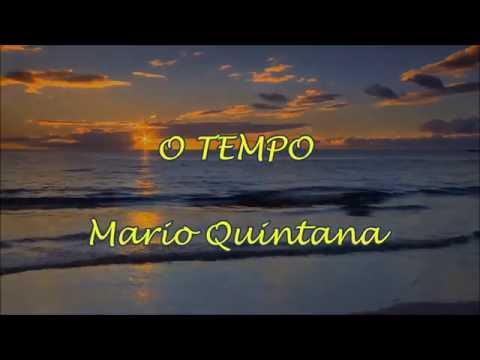 """""""O Tempo"""" - Mario Quintana"""