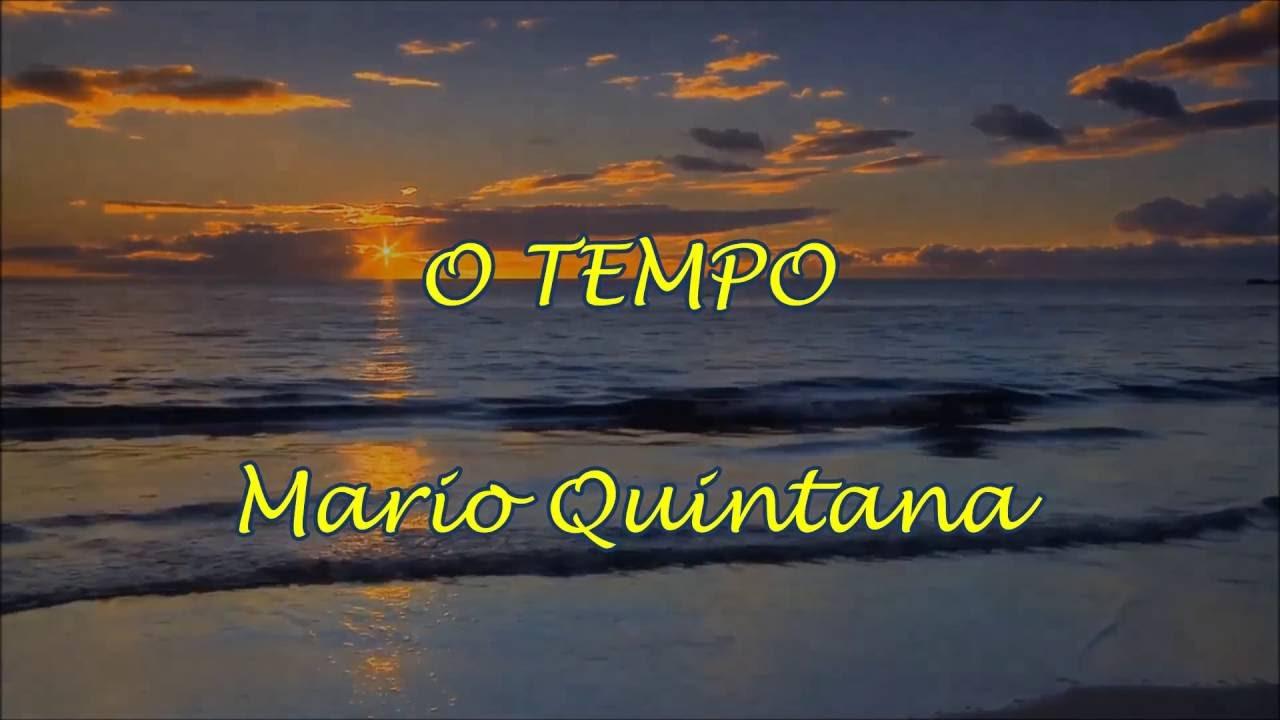 O Tempo Mario Quintana