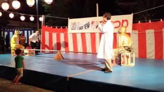 2016年 福田山善福寺 観音まつり 昭和会一座