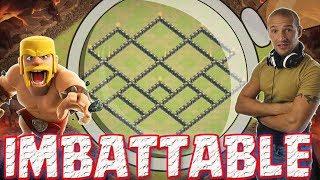 CETTE BASE EST QUASI IMBATTABLE | 3e Édition | Clash of clans