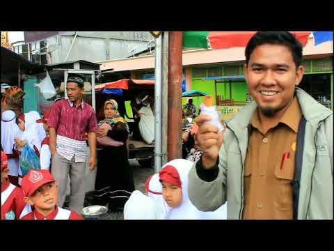 Outing Class SDIT Al-MANAR Bener Meriah (Go To Market)