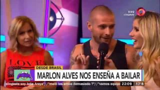 Baixar Marlon Alves nos enseña a bailar