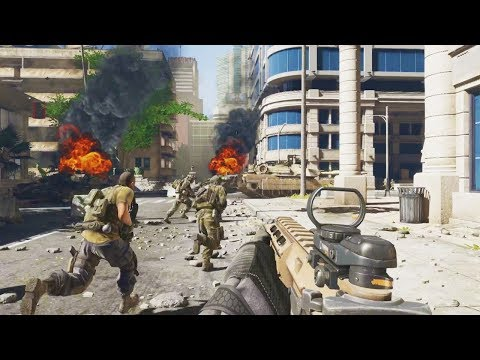 Battle of Caracas - Call of Duty Ghosts