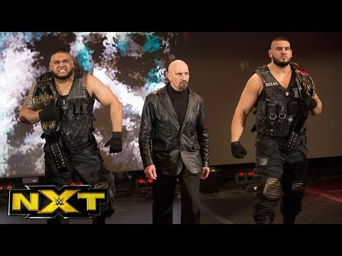 The Ealy Brothers vs. The Authors of Pain: WWE NXT, March 15, 2017