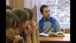 Суд над Печориным - урок Л.Н.Лукиной (фото) - 2013