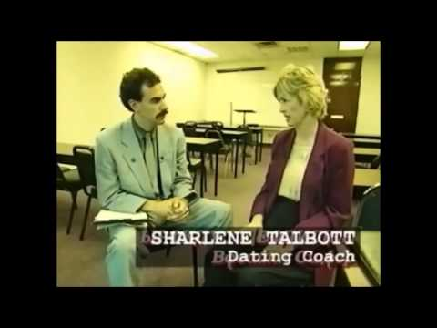 borat dating counselor