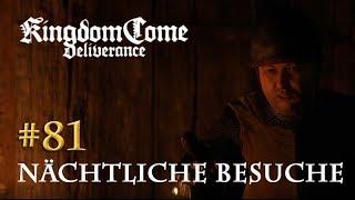 Let's Play Kingdom Come Deliverance #81: Nächtliche Besuche (Tag 44 / deutsch)