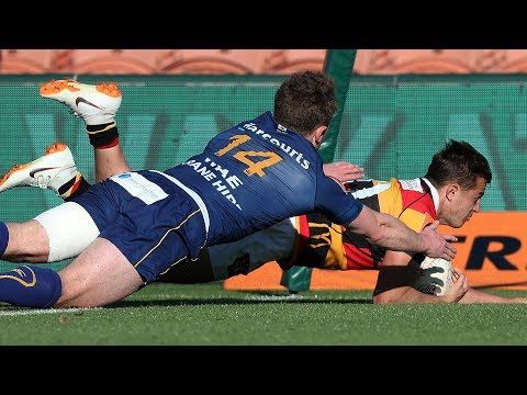 ROUND 9 HIGHLIGHTS: Waikato v Otago - 2018
