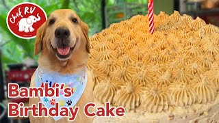 BAMBI&#39S BIRTHDAY CAKE