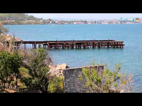 В Керчи на площадке рядом с будущим мостом началась стройка (фото, видео)