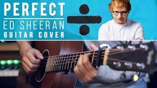 Baixar Ed Sheeran - Perfect   Acoustic Guitar Cover   Chords