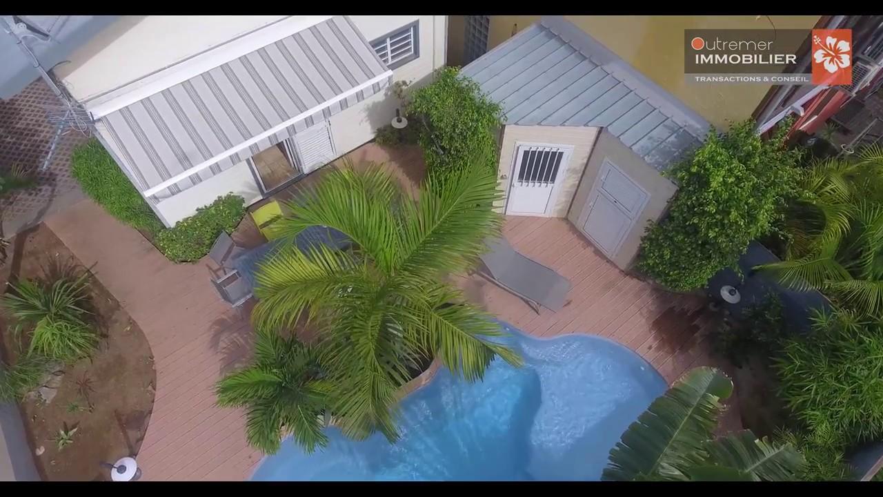 villa haut de gamme meubl e proche lagon agence immobili re ile r union 974 youtube