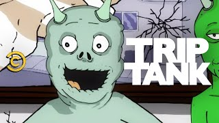 TripTank - Jeff & Some Aliens - Cancer