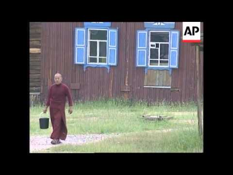 RUSSIA: BUDDHISTS ARE GROWING IN NUMBER AND STRENGTH