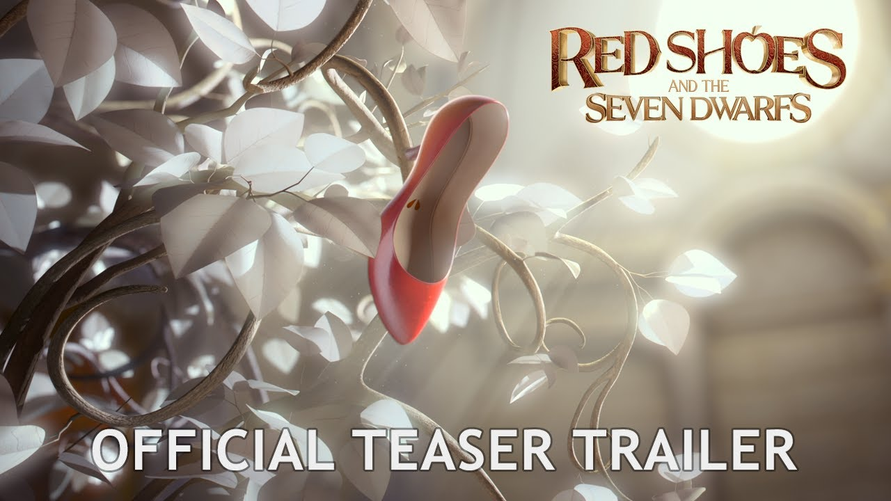 Download RED SHOES AND THE SEVEN DWARFS l Official Teaser Trailer [HD]