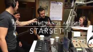 Starset My Demons Vlog