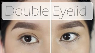 How to Apply Eyelid Tape ◈ Kris Lumagui