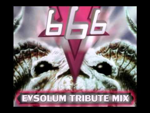 Evsolum - 666 (Tribute Mix) (90-2000)