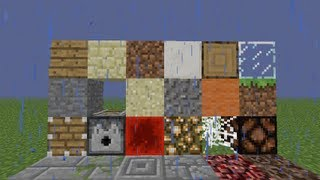 Repeat youtube video Ciencia en Minecraft, Diversas durezas.