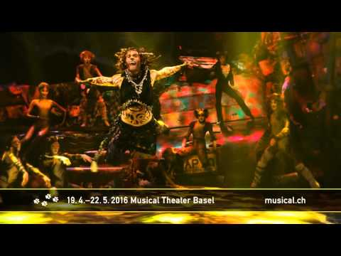 CATS THE ORIGINAL IS BACK | Musical Theater Basel | 19.04. - 22.05.2016