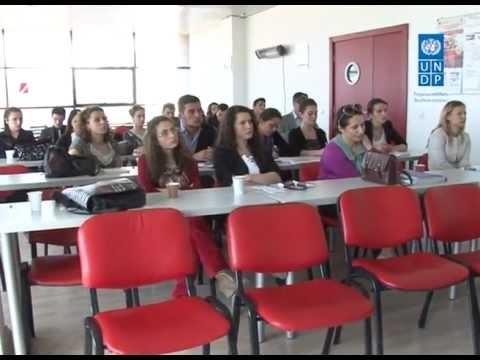 Spring school on Kosovo Human Development UNDP