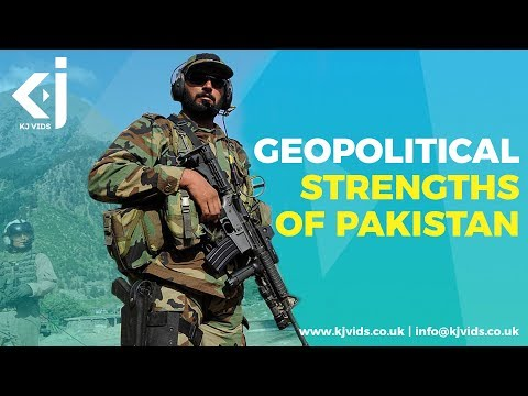Geopolitical Strengths of Pakistan  - Urdu Version