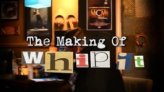 The making of a hitt song : #whipit - @hittofmcm featuring @jellyroll615
