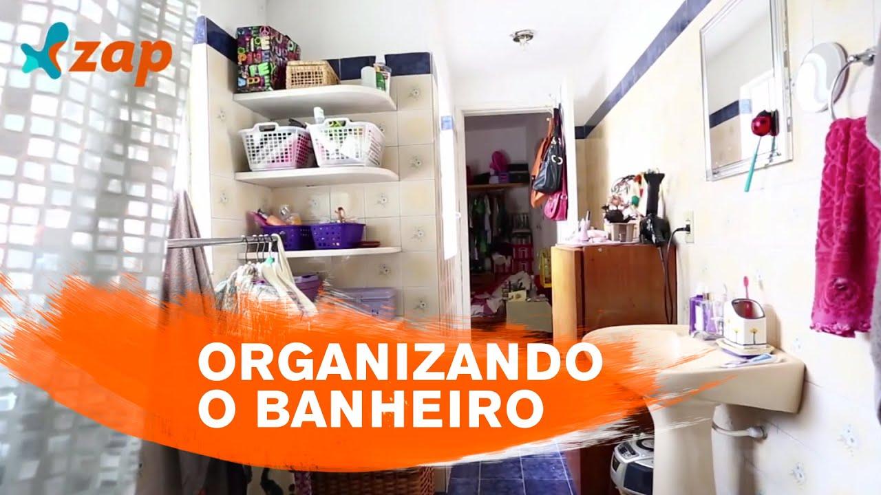 #C94002 Organize seu banheiro gastando pouco Dicas de Decoração e  1920x1080 px Banheiro Simples Como Decorar 1847