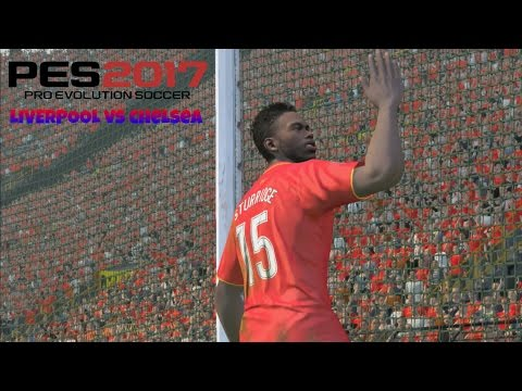 PES 2017 PC | PesGalaxy Hybrid Patch | Fluid Formation |  Liverpool vs Chelsea