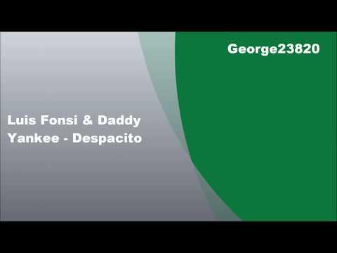 Luis Fonsi & Daddy Yankee - Despacito, Lyrics