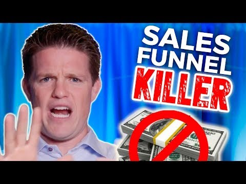 Sales Funnel Not Making Money?  This is Why...